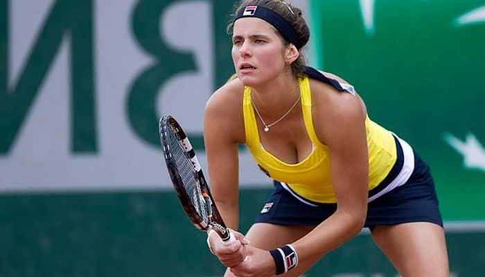 Юлия Гергес - теннис