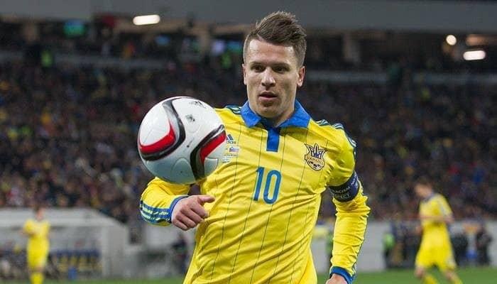 Коноплянка - сборная Украины