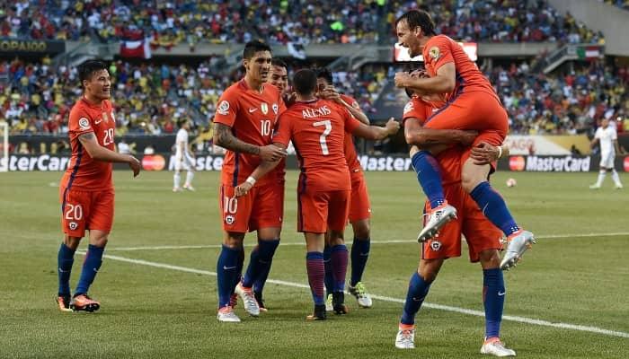 Сборная Чили по футболу