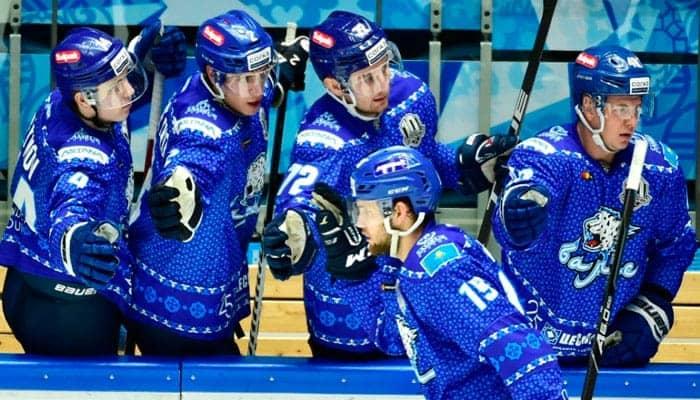 ХК Барыс - Казахстан