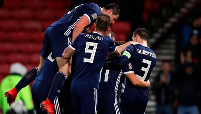Сборная Шотландии по футболу
