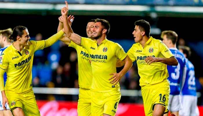 Вильярреал (Испания)-Ла-Лига