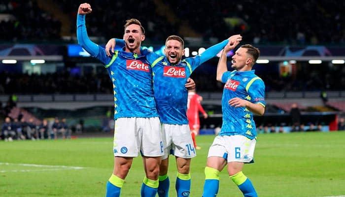 Наполи (Серия А, Италия)